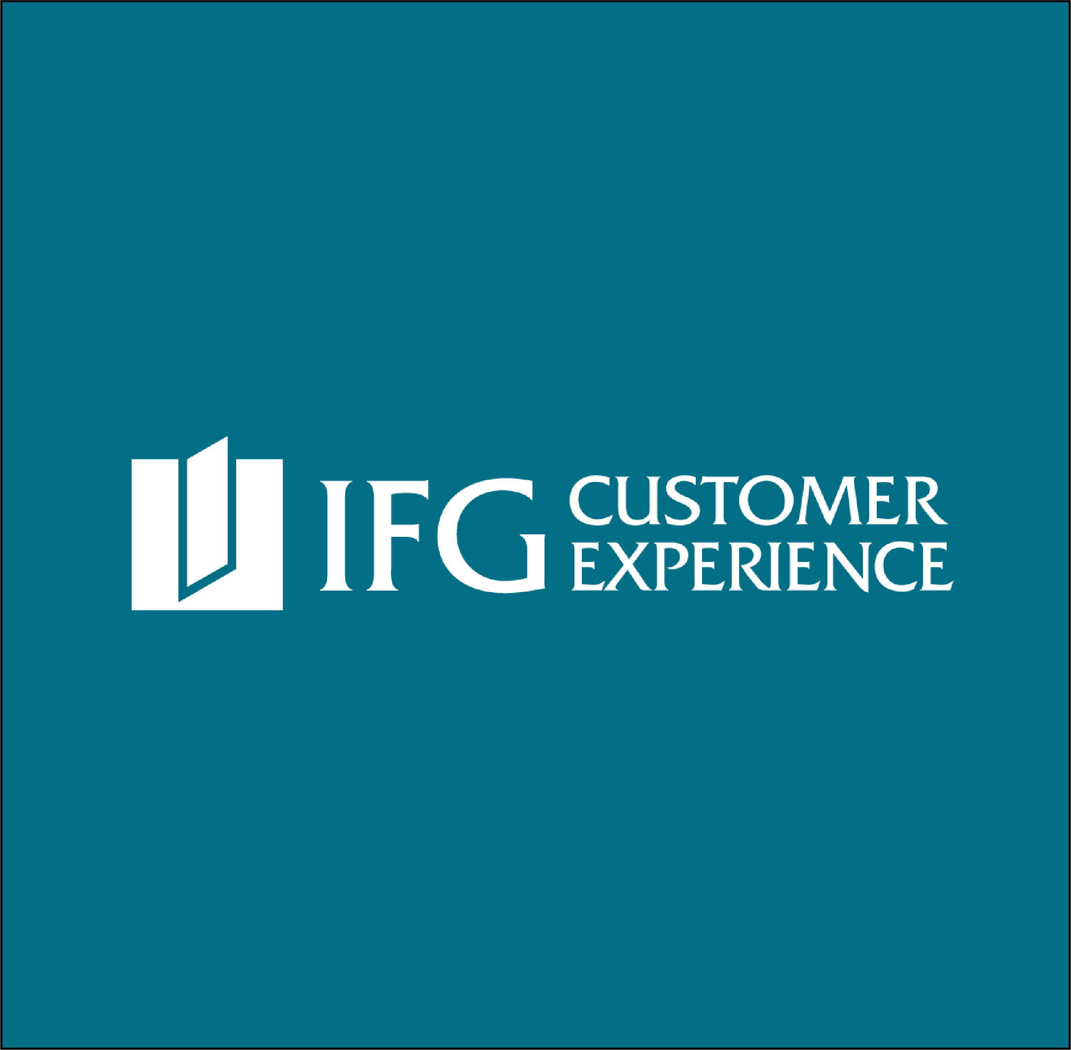IFG CUSTOMER EXPERIENCE