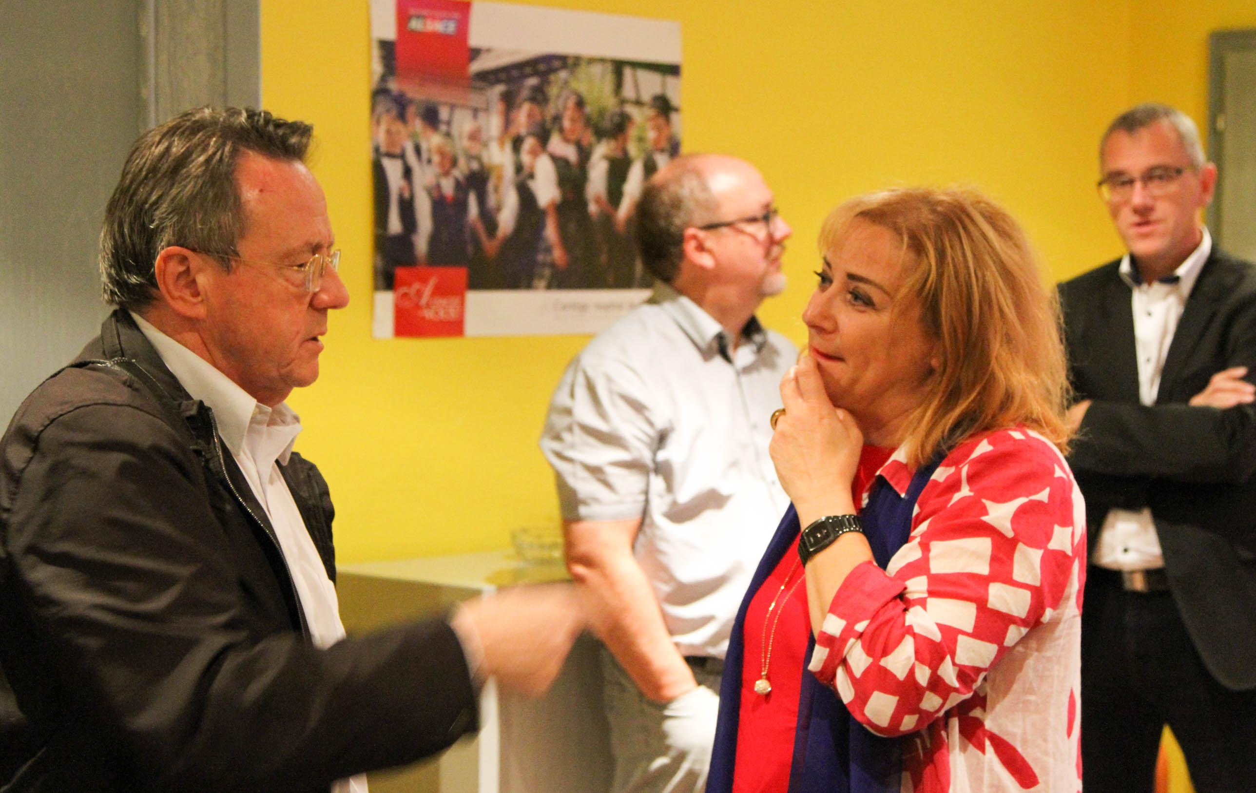 Des retrouvailles de haut vol entre l'IFG Executive Education et les Alumni ICG – INM – DPME Alsace