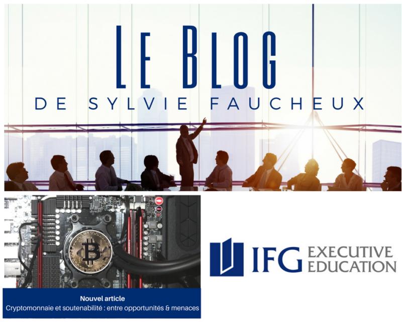 """""""Cryptomonnaie et soutenabilité : entre opportunités et menaces"""""""